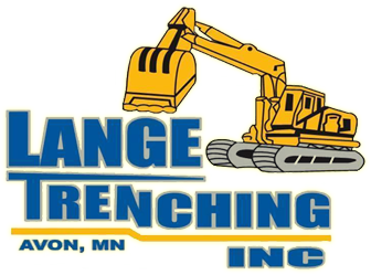 Lange Trenching of Avon, MN - logo